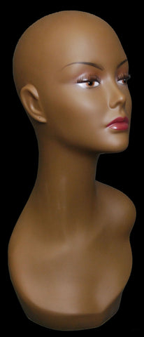 Female Mannequin Head - RD-FH-108