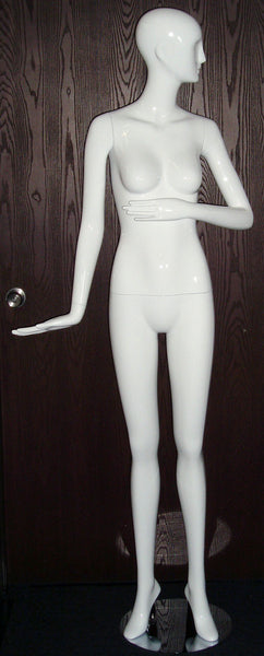 Abstract Female Mannequin - Primrose