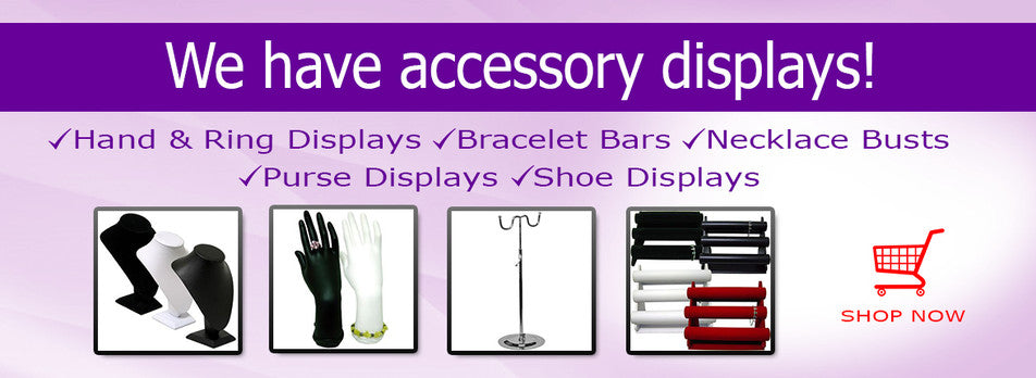 Shop Accessory Displays