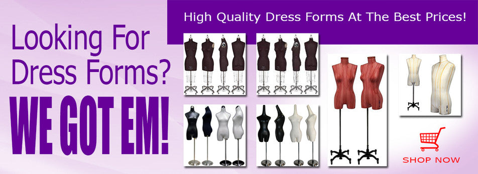 Shop Dress Forms