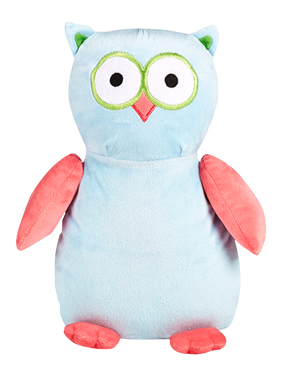 Cubbies Hootie Owl Grey
