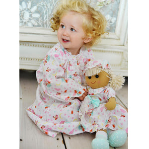 Owl & Pussycat Dress 40cm Rag-doll