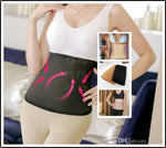 INVISIBLE SLIMMING WAIST TUMMY TRIMMER BODY SHAPER UNISEX
