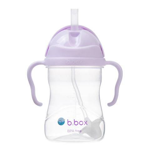 b.box essential sippy cup boysenberry - Chalk