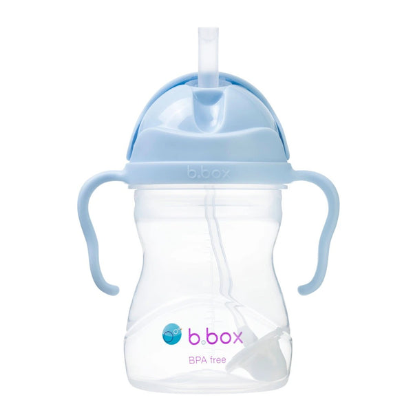 b.box essential sippy cup bubblegum - Chalk
