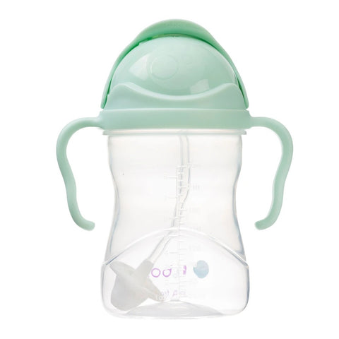 b.box essential sippy cup pistachio - Chalk