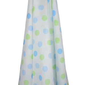 emotion & kids muslin spot gelati blue