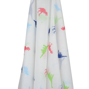 emotion & kids muslin dinosaur