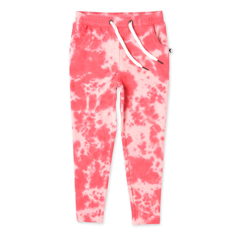 minti milkshake trackies red - Chalk