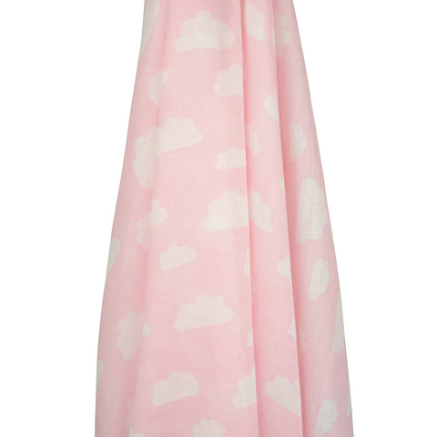 Emotion & Kids Muslin Cloud Pink - Chalk Melbourne