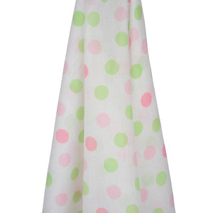 Emotion & Kids Muslin Spot Gelati Pink