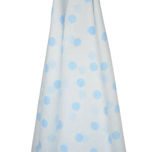 Emotion & Kids Muslin Spot Blue