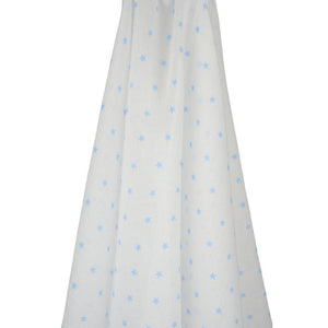 Emotion & Kids Muslin Stars Blue