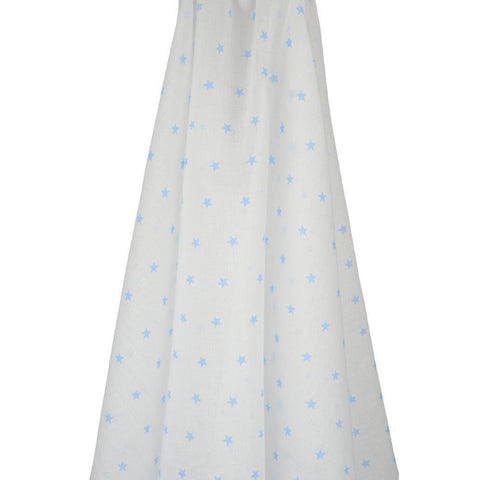Emotion & Kids Muslin Stars Blue - Chalk Melbourne