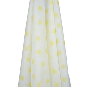 Emotion & Kids Muslin Spot Yellow