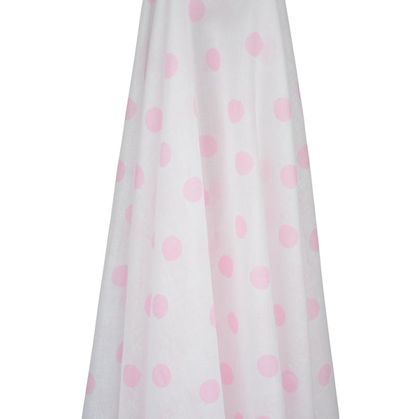 Emotion & Kids Muslin Spot Pink - Chalk