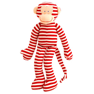 alimrose rattle monkey red