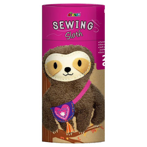 avenir sewing doll sloth - Chalk