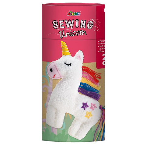 avenir sewing doll unicorn - Chalk