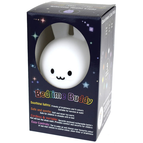 bedtime buddy night light bugsy bunny