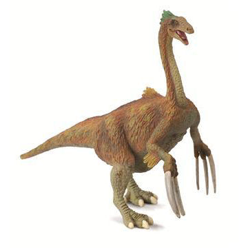 collecta dinosaur therizinosaurus - Chalk