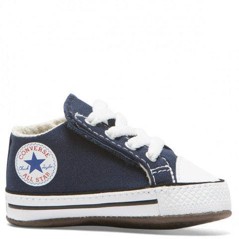 converse cribster navy - Chalk