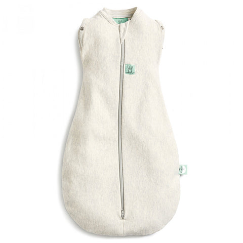 Ergopouch Cocoon Swaddle Bag 1.0 Tog Grey Marl