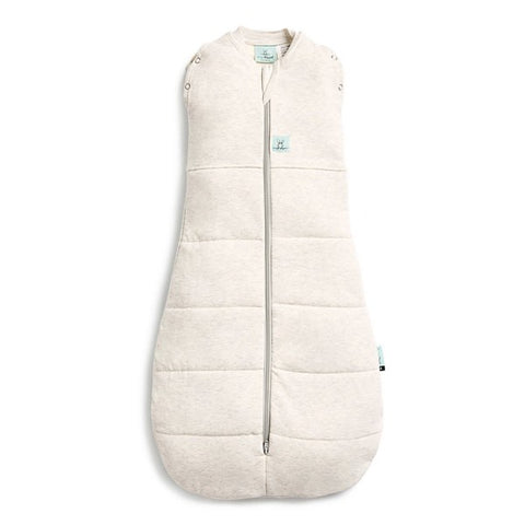 Ergopouch Cocoon Swaddle Bag 2.5 Tog Grey Marl