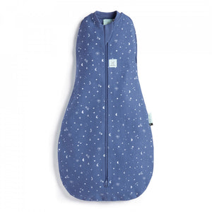 Ergopouch Cocoon Swaddle Bag 0.2 Tog Night Sky