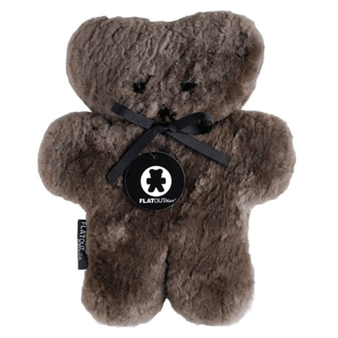 Flatout Bear Large Chocolate - Chalk Melbourne