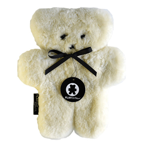 Flatout Bear Large Milk - Chalk