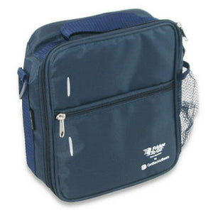 Fridge To Go Insulated Lunch Bag Navy