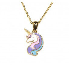 goody gumdrops necklace unicorn mane - Chalk