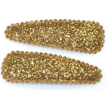 goody gumdrops hair snaps glitter gold - Chalk