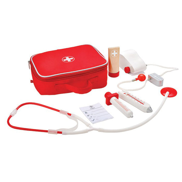 Hape Doctor On Call - Chalk Melbourne