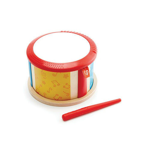 hape double sided drum - Chalk