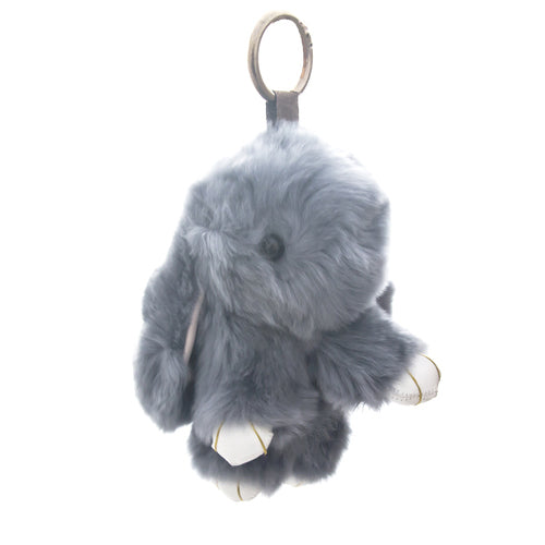 Huckleberry Bunny Bag Charms - Chalk Melbourne
