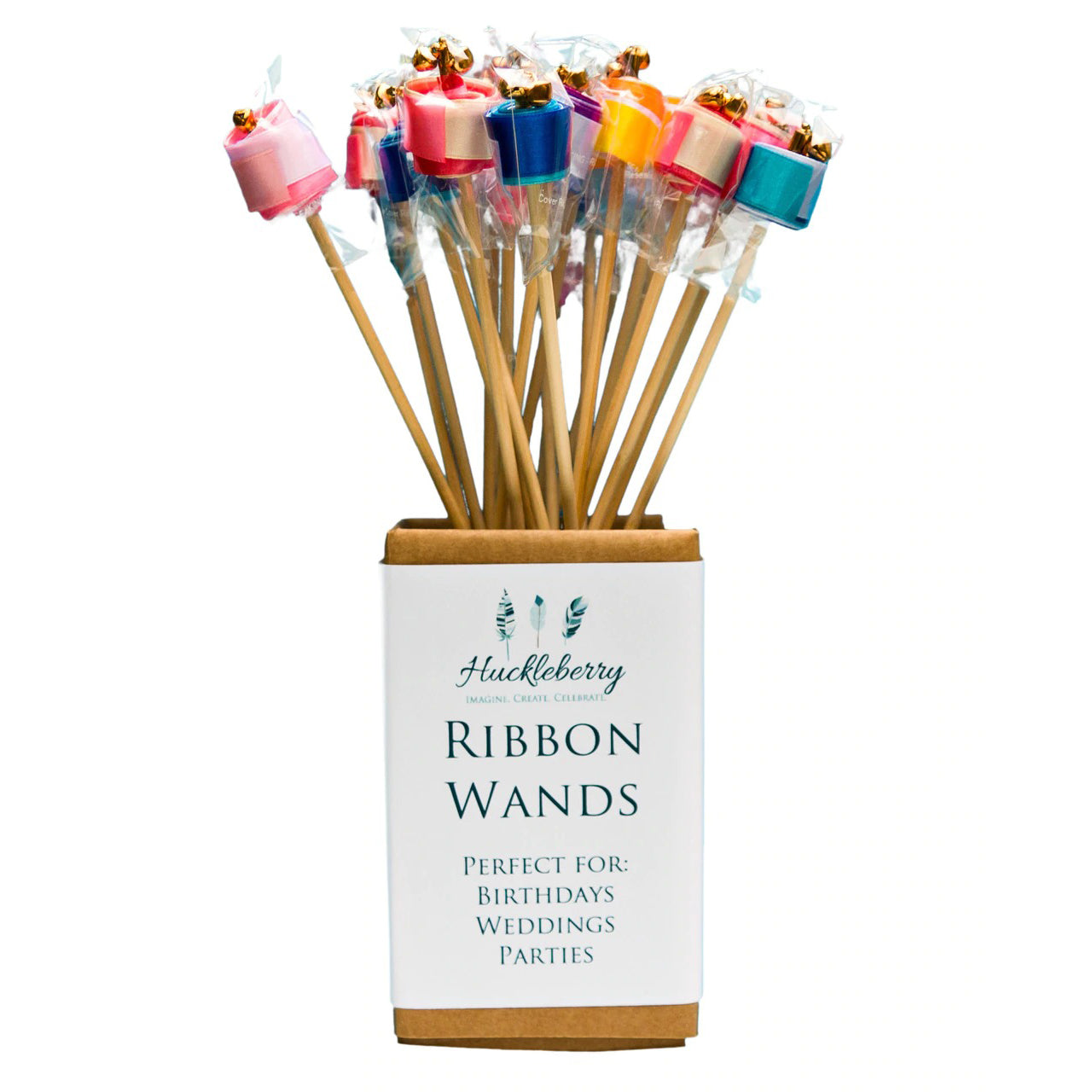 huckleberry ribbon wand - Chalk