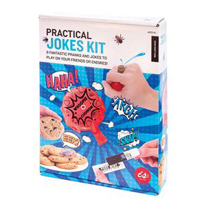 IS practical jokes kit - Chalk