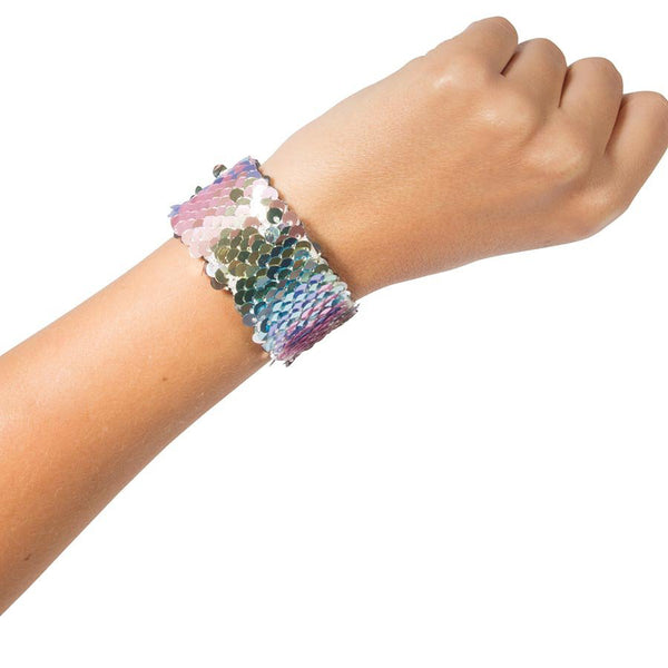 IS reversible slap band - Chalk