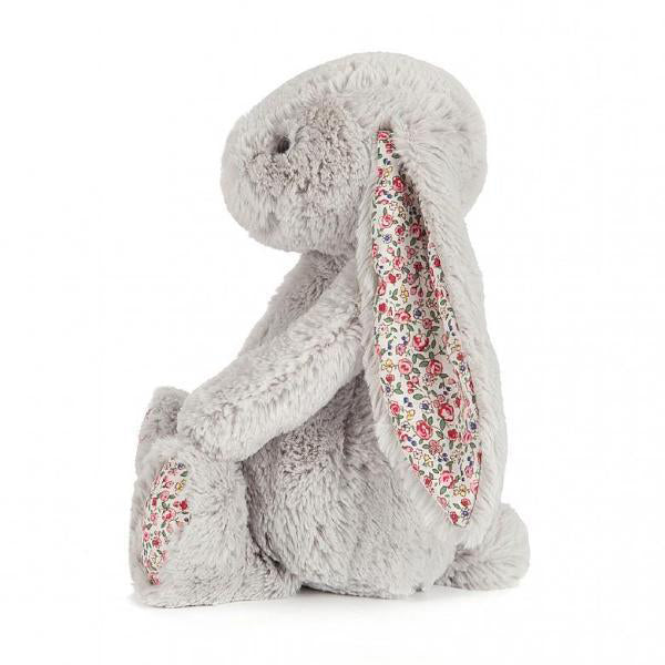 jellycat bashful bunny blossom silver medium - Chalk