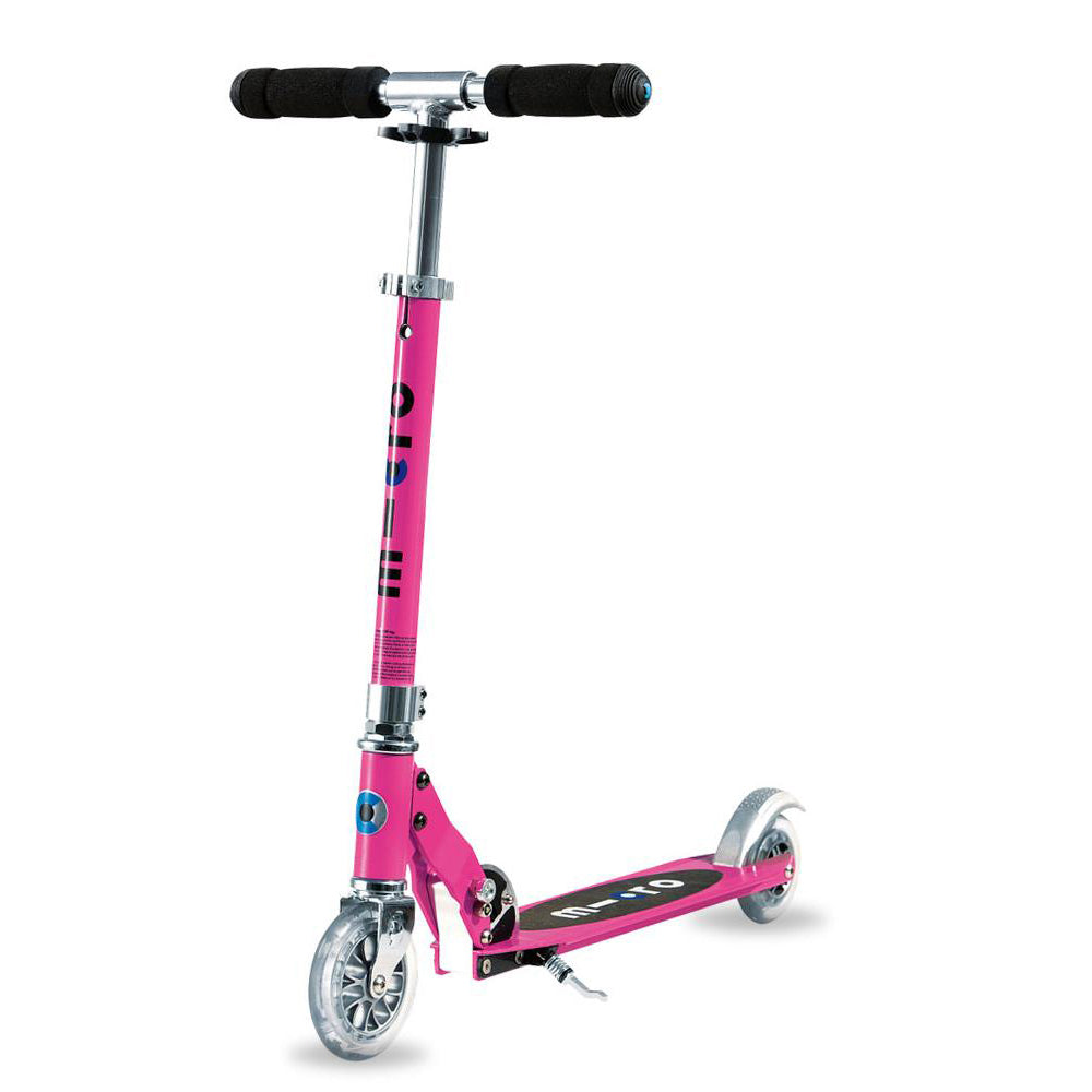 micro scooter sprite pink - Chalk