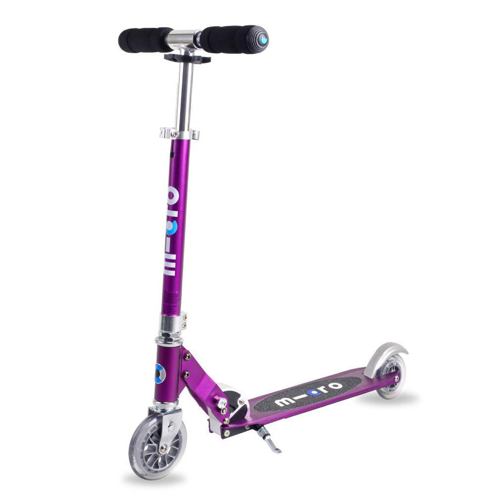 micro scooter sprite purple