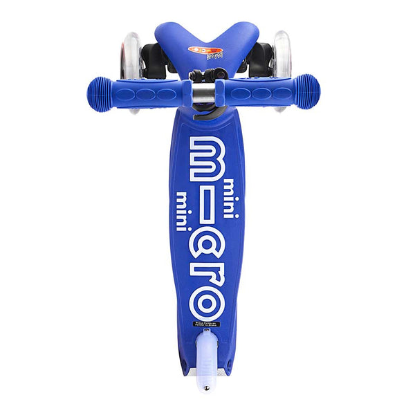 micro scooter mini deluxe blue - Chalk