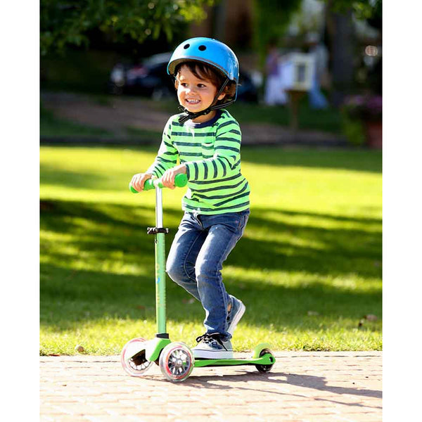 micro scooter mini deluxe green - Chalk