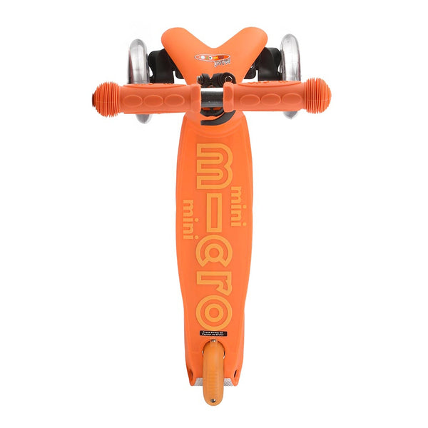 micro scooter mini deluxe orange - Chalk