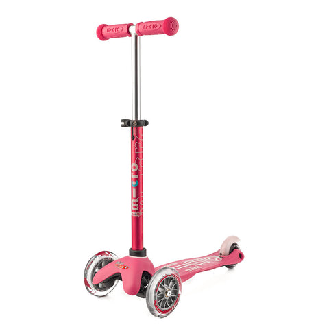 micro scooter mini deluxe pink