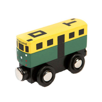make me iconic mini tram - Chalk