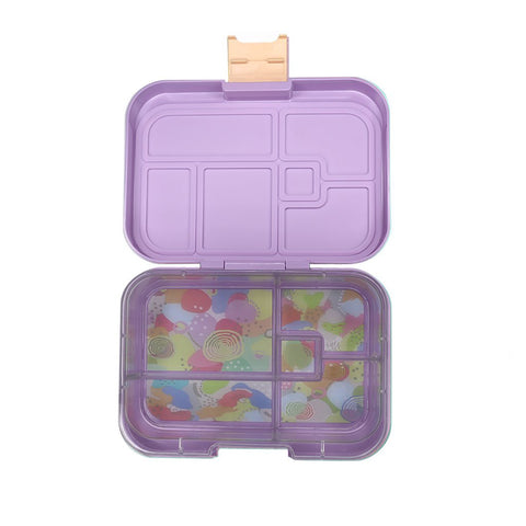 munchbox midi5 lunchbox lavender dream - Chalk