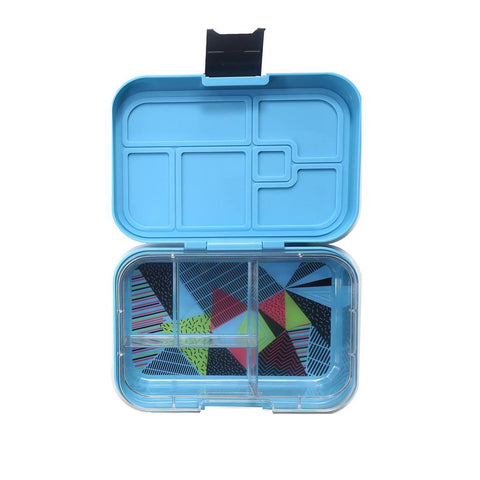 munchbox mega4 electric blue - Chalk